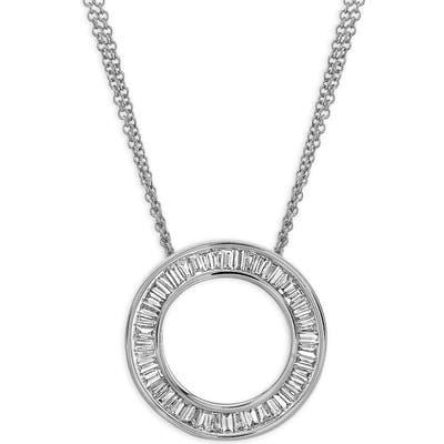 Bony Levy Circle Of Life Medium Diamond Pendant Necklace (Nordstrom Exclusive)