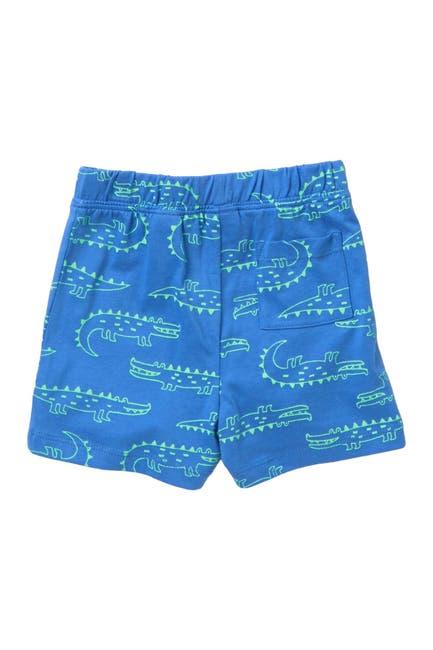 Image of Joe Fresh Jersey Pocket Tee & Shorts Set