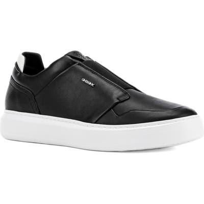 Geox Deiven 19 Sneaker, Black
