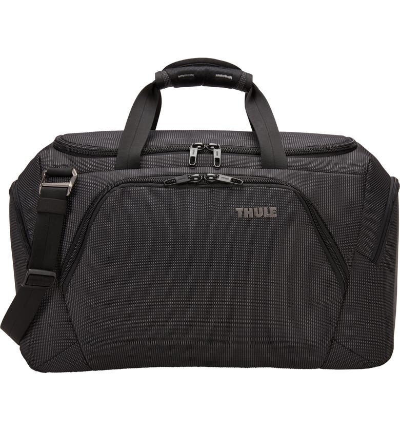 THULE Crossover 2 Duffle Bag, Main, color, BLACK