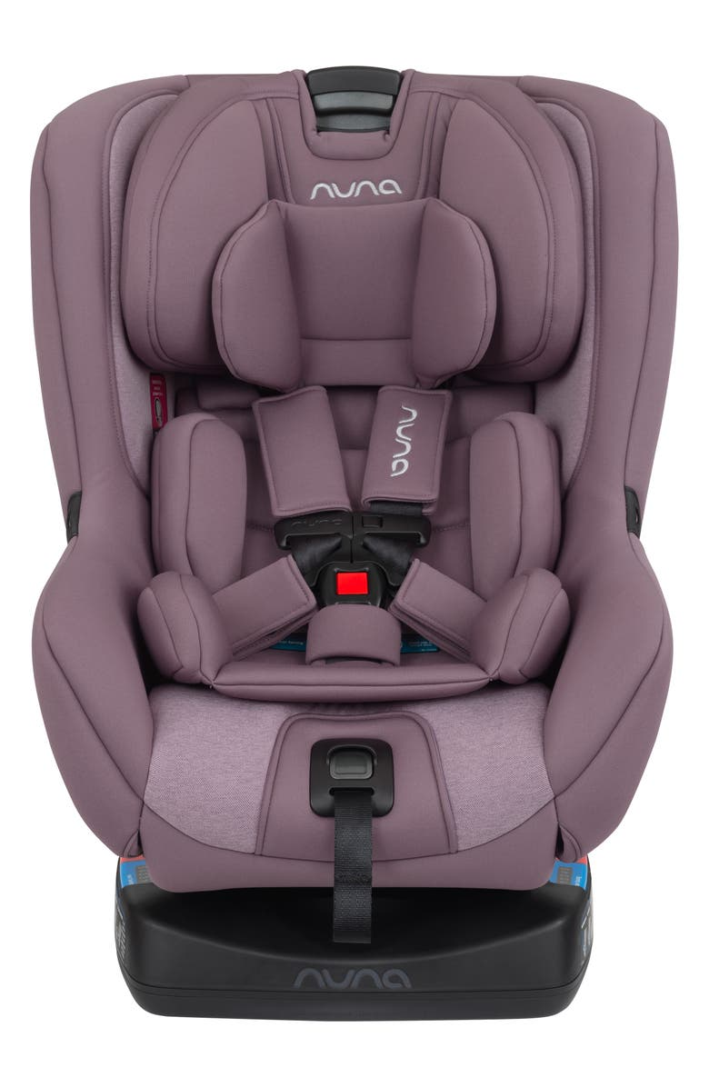 NUNA RAVA<sup>™</sup> Flame Retardant Free Convertible Car Seat, Main, color, ROSE