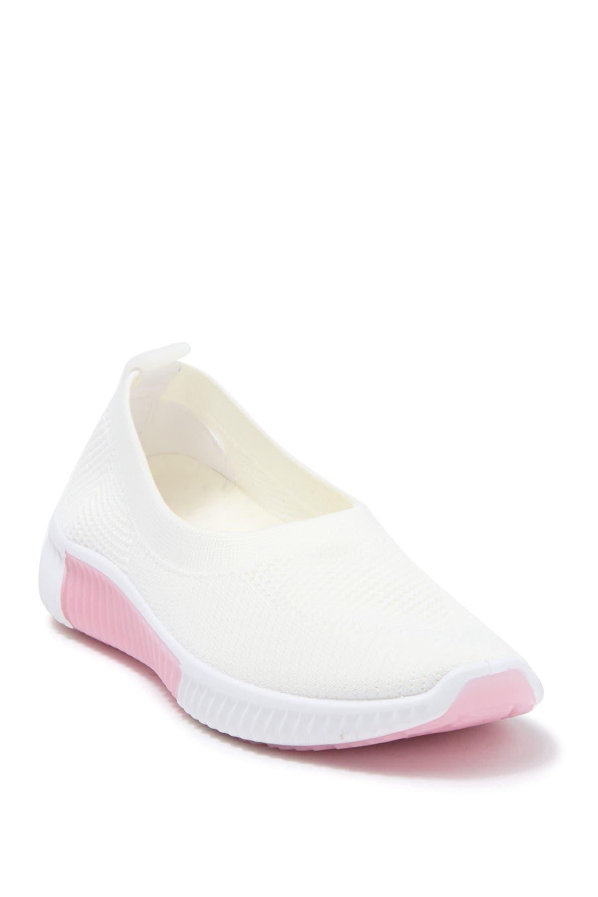 Image of Ilse Jacobsen Hornbaek Knit Slip-On Sneaker