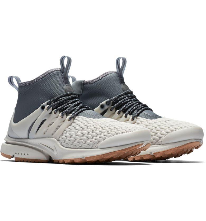 new arrival 3ca42 33f34 Air Presto Mid Utility Water Repellent Sneaker