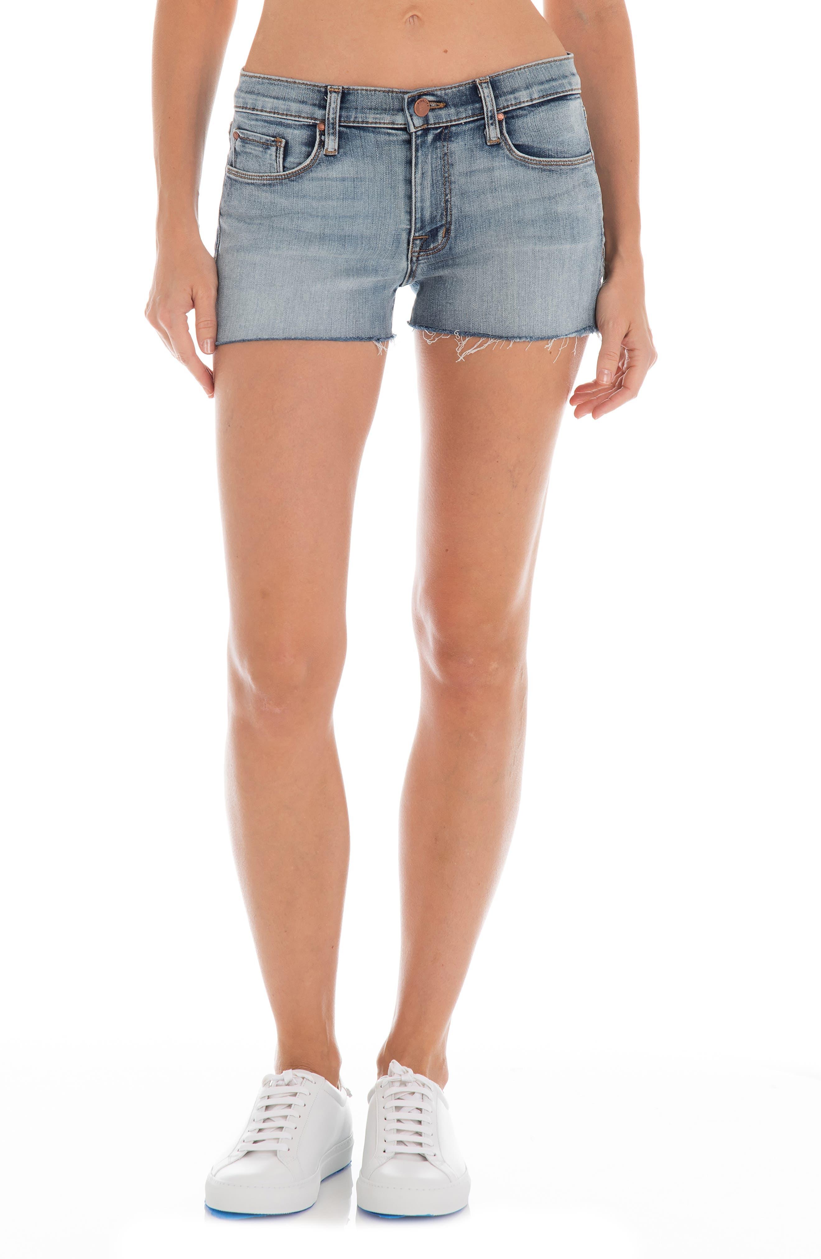 Women's Fidelity Rocco Cutoff Denim Shorts