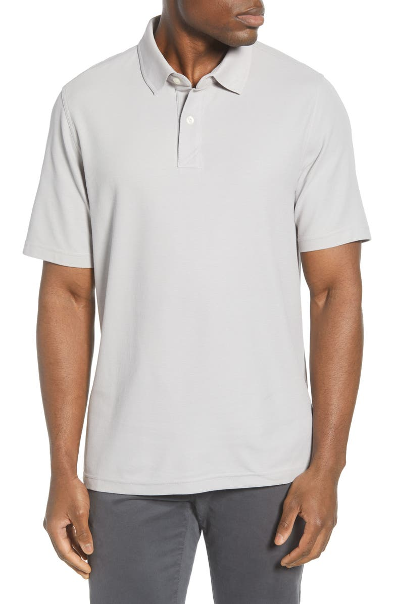 CUTTER & BUCK Breakthrough Polo, Main, color, POLISHED