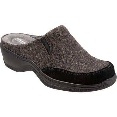 Softwalk Alcon Clog, Black