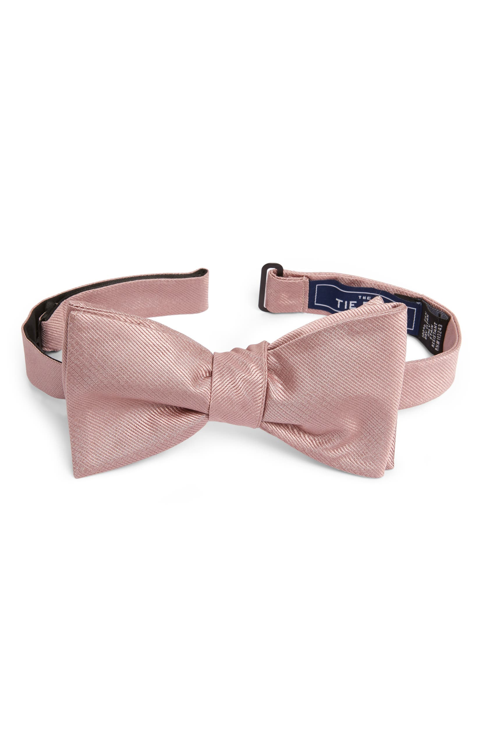 b417bd69d7be The Tie Bar Silk Solid Bow Tie | Nordstrom