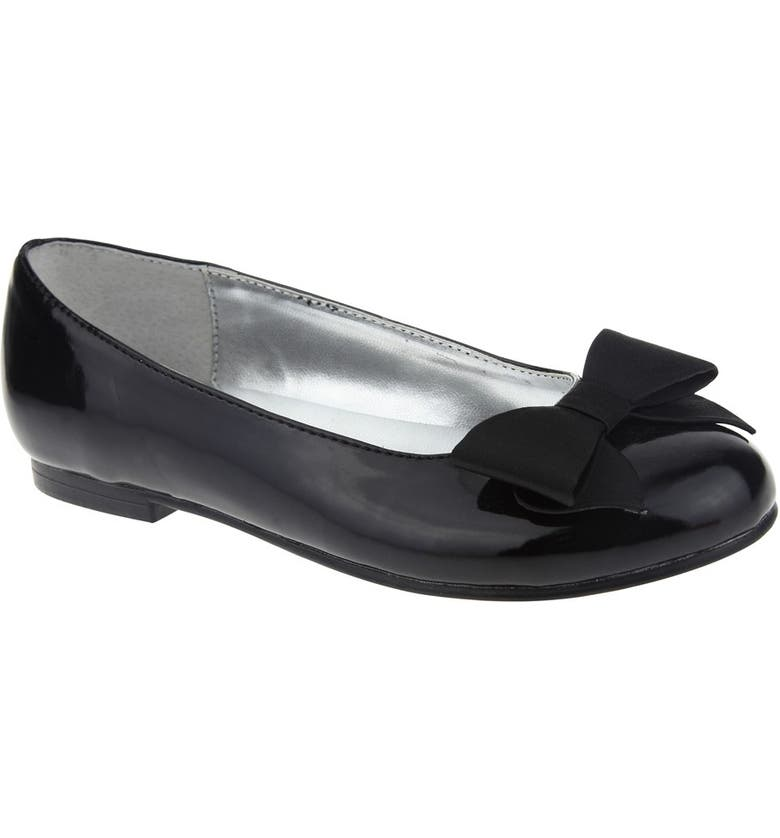 NINA 'Pegasus' Flat, Main, color, BLACK PATENT