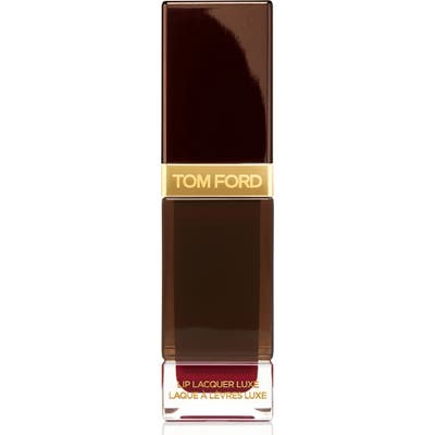 Tom Ford Lip Lacquer Luxe - 10 Infuriate / Vinyl