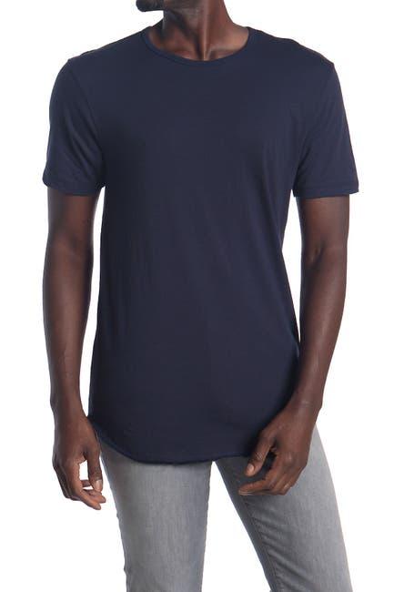 Image of Kinetix Basic Crew Neck T-Shirt