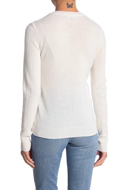Image of 525 America Cashmere Crew Neck Pullover Sweater