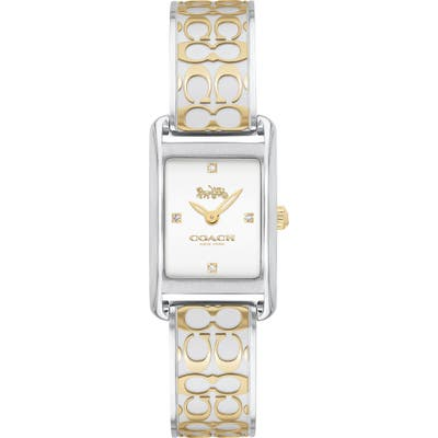 Coach Allie Bracelet Watch, 22Mm