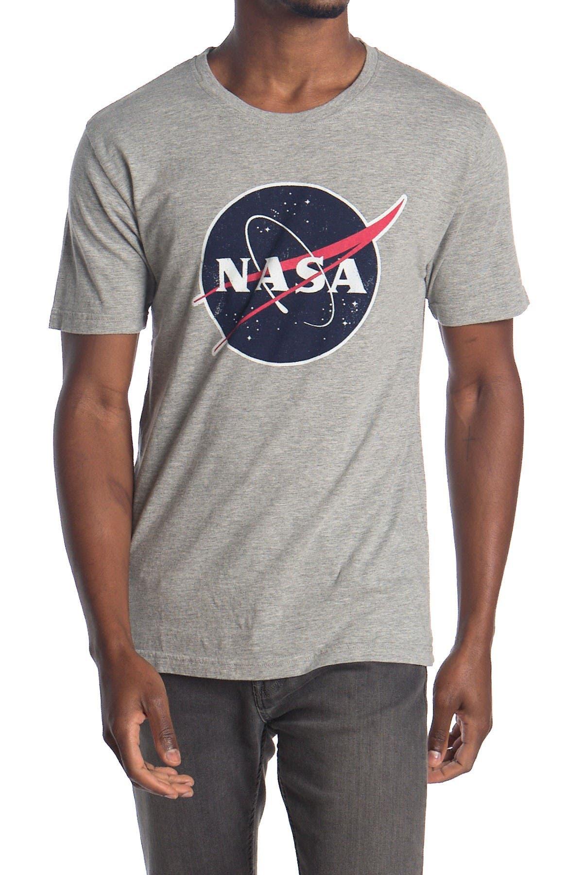 Image of American Needle Brass Tack NASA Short Sleeve T-Shirt