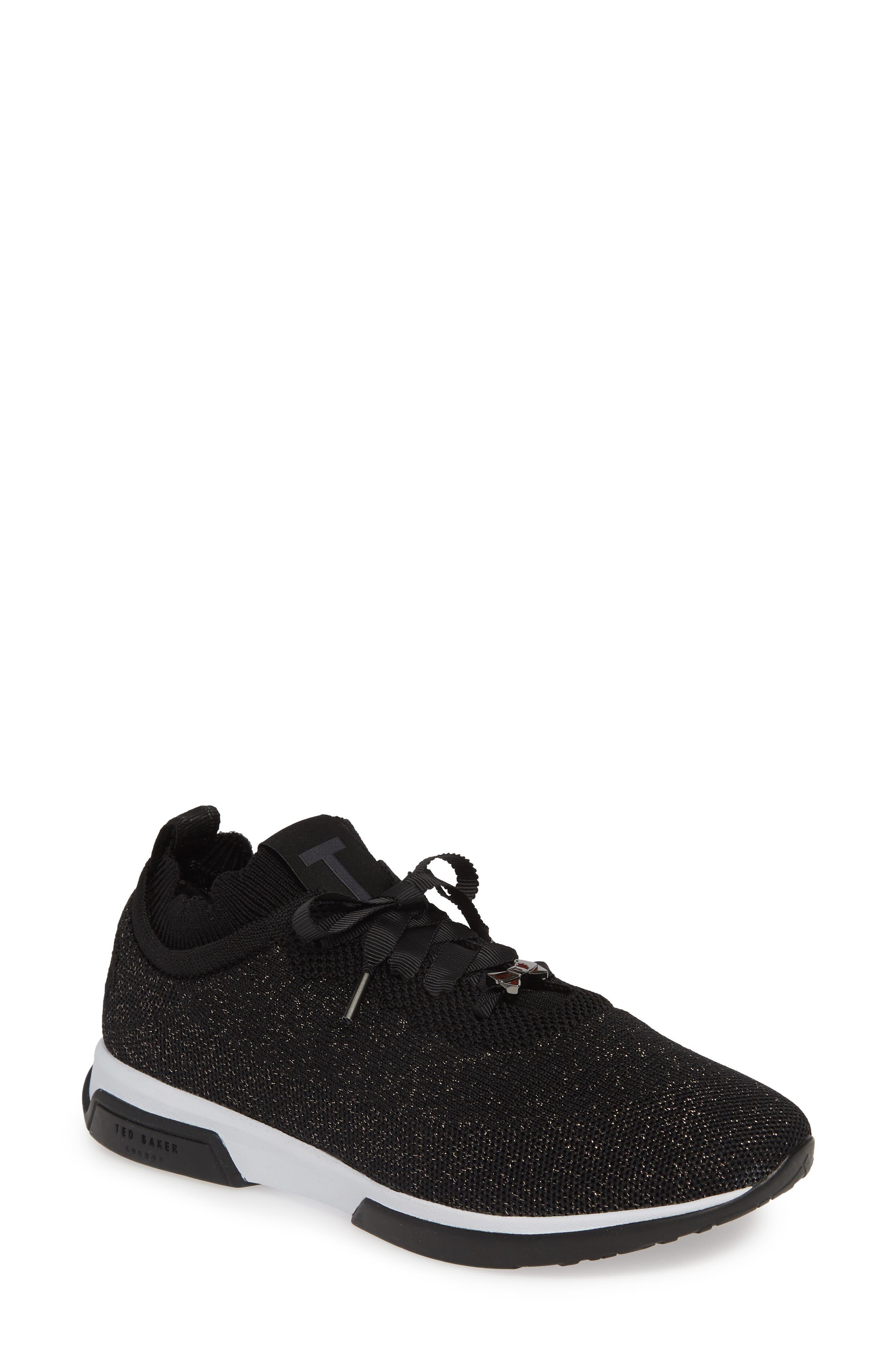Ted Baker London Lyara Sneaker, Black
