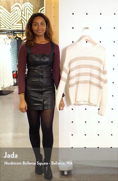 Saturn Stripe Sweater, sales video thumbnail