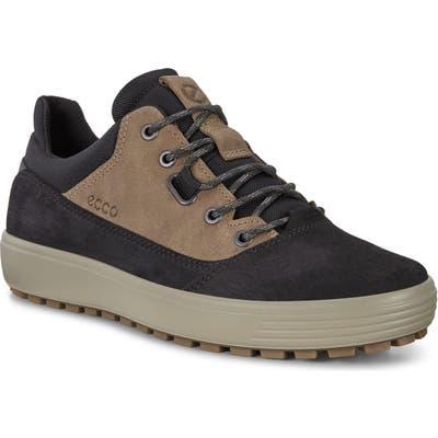 Ecco Soft 7 Tred Terrain Low Waterproof Sneaker - Beige