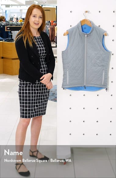 All Day Reversible Quilted Vest, sales video thumbnail