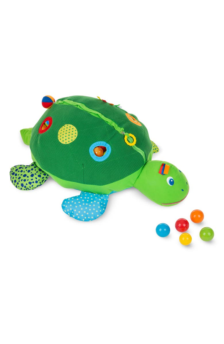 MELISSA & DOUG Turtle Ball Pit, Main, color, 300