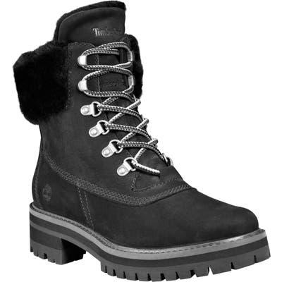 Timberland Courmayeur Valley Boot, Black