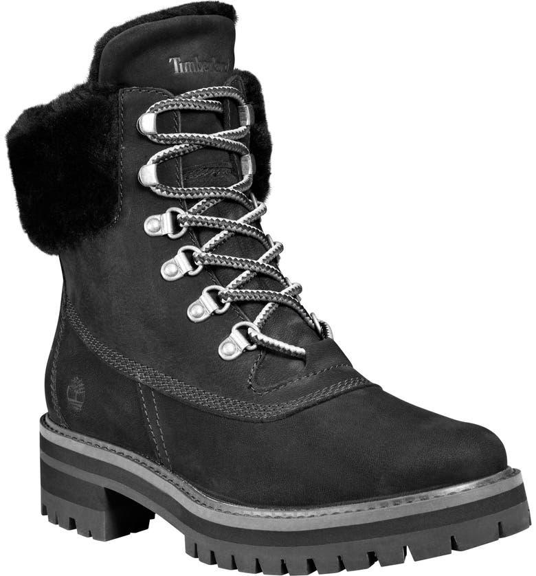 TIMBERLAND Courmayeur Valley Boot, Main, color, 001