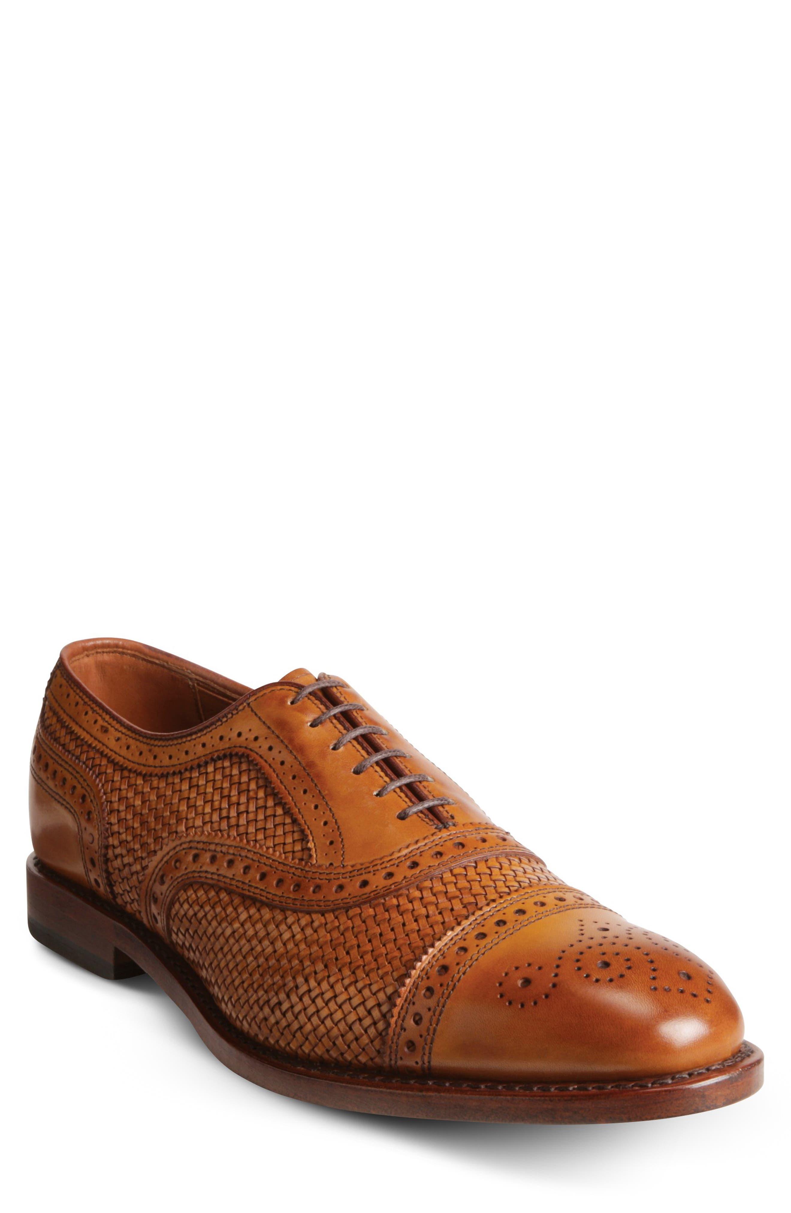 Strand Weave Toe Oxford