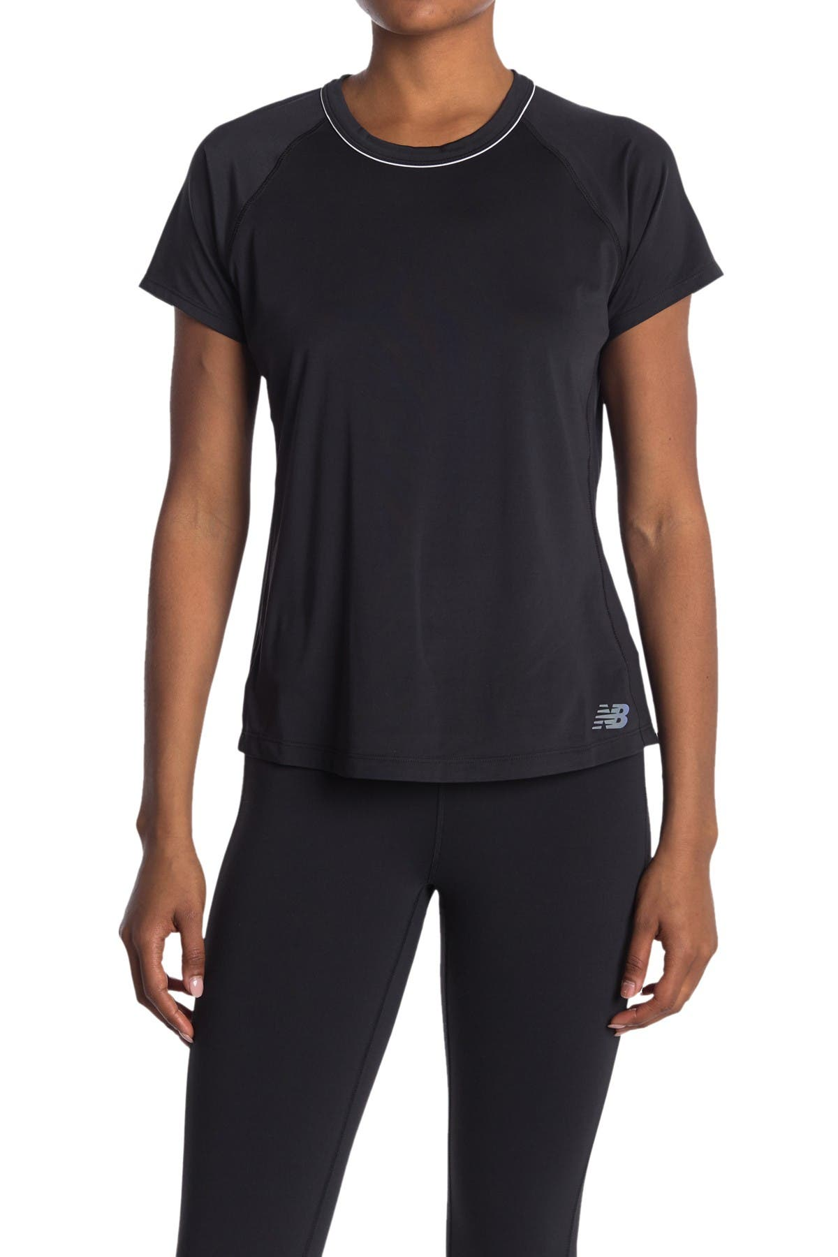 Image of New Balance Seasonless Short Sleeve T-Shirt