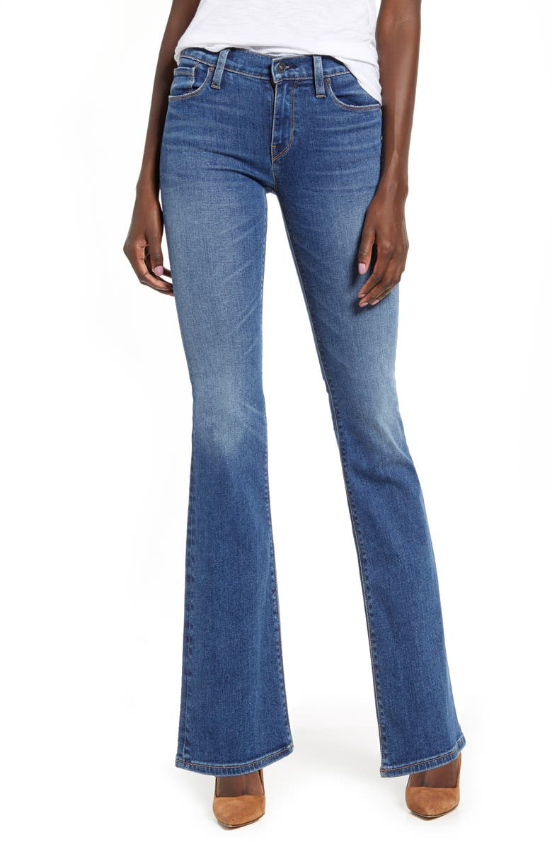 HUDSON JEANS Drew Bootcut Jeans, Main, color, GIMMICK