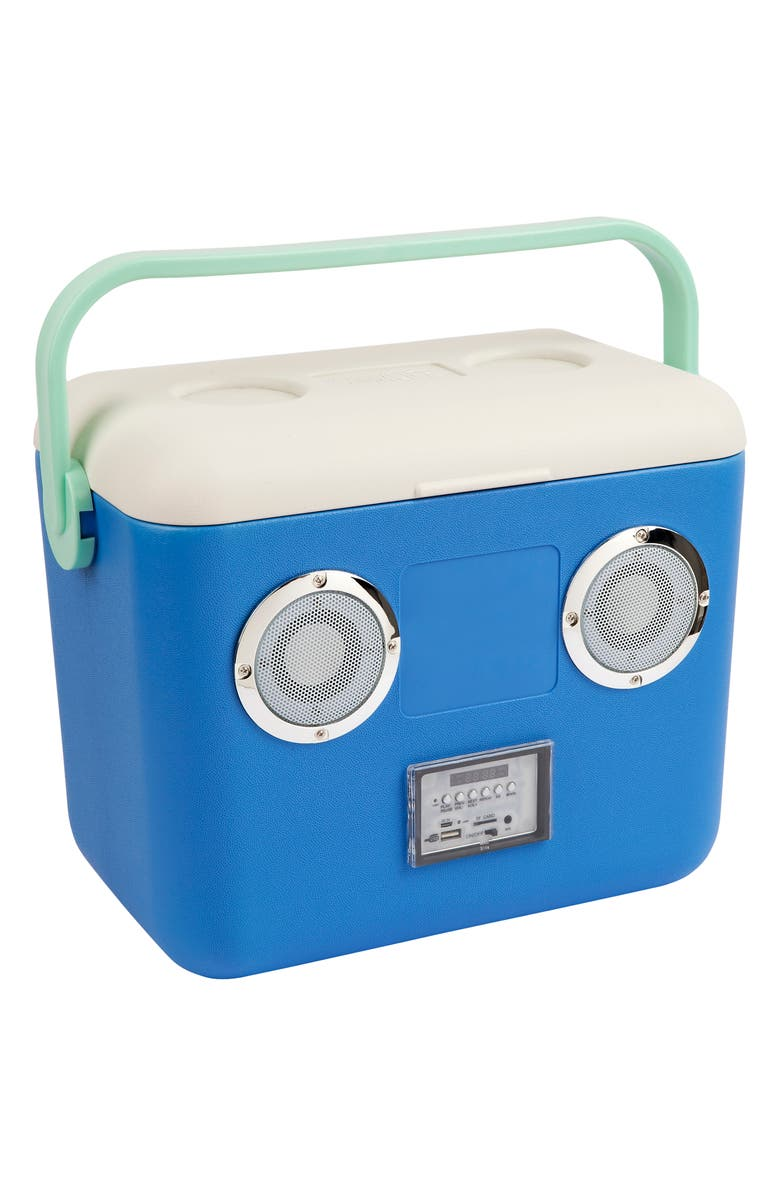 SUNNYLIFE Beach Cooler Box Speaker, Main, color, 400