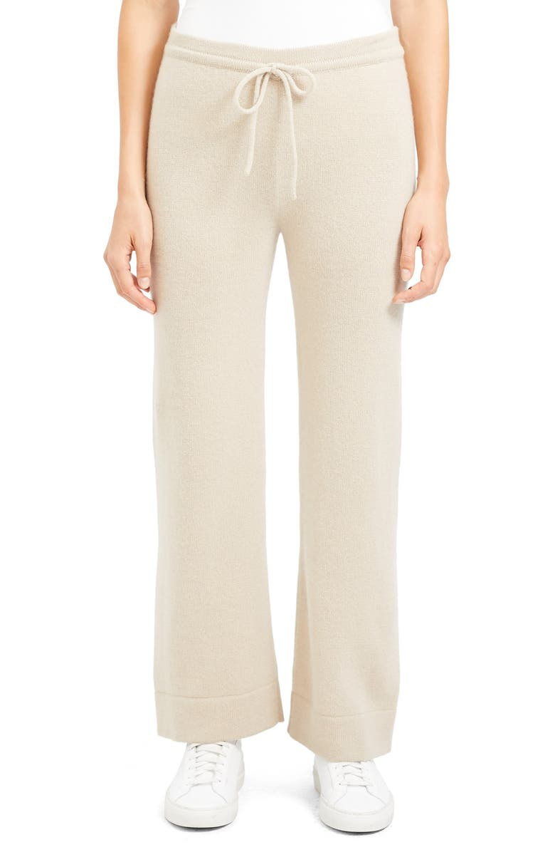 THEORY Relax Cashmere Lounge Pants, Main, color, 251