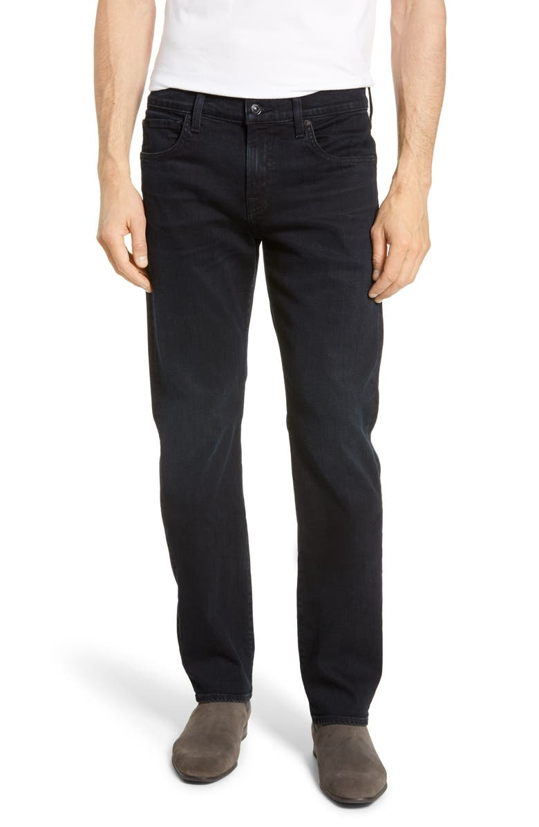 7 FOR ALL MANKIND<SUP>®</SUP> The Straight Slim Straight Leg Jeans, Main, color, SPRAGUE