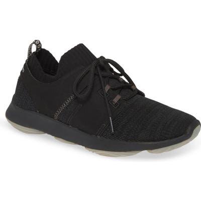 Hush Puppies World Sneaker- Black