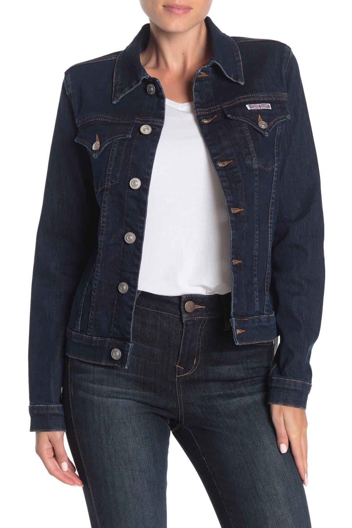 Image of HUDSON Jeans Signature Denim Jacket