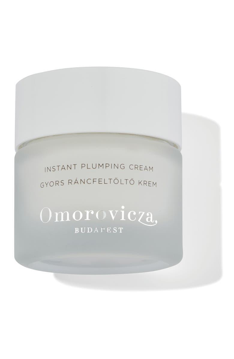 OMOROVICZA Instant Plumping Cream, Main, color, NO COLOR