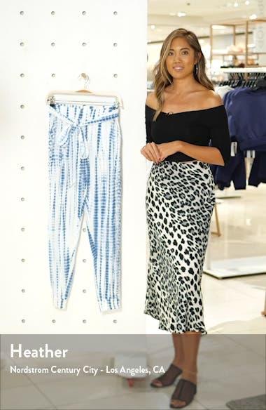 Moss Crepe Cover-Up Pants, sales video thumbnail