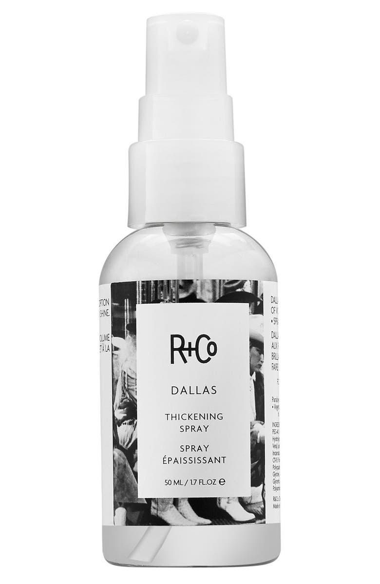 R+CO SPACE.NK.apothecary R+Co Dallas Thickening Spray, Main, color, 960