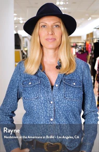 Embellished Soutache Fit & Flare Dress, sales video thumbnail