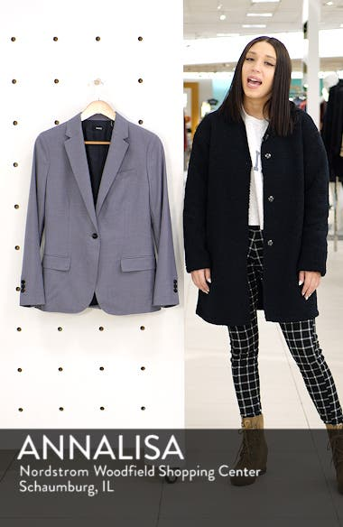 Staple Wool Blazer, sales video thumbnail