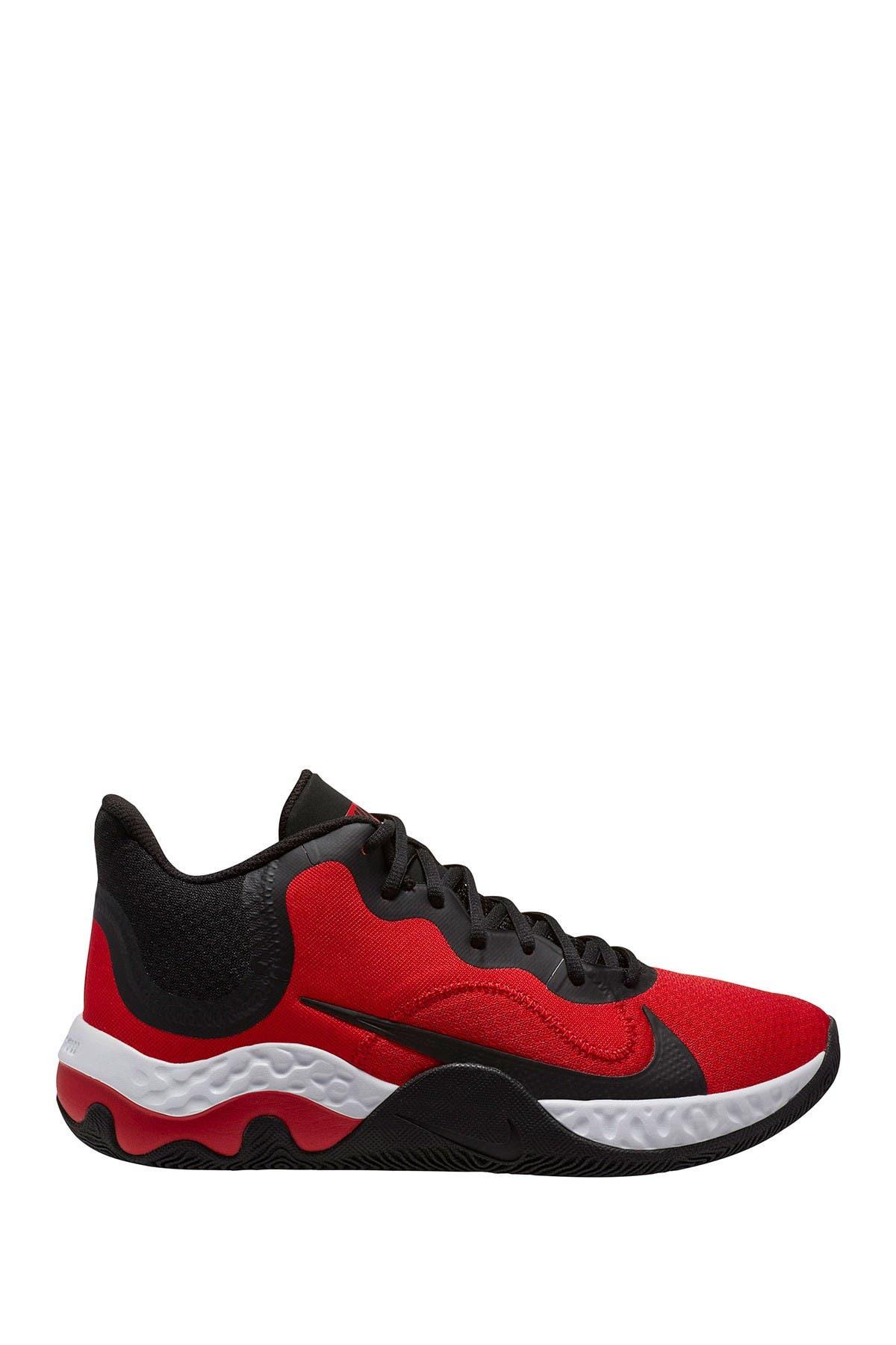 Nike Renew Elevate Basketball Sneaker