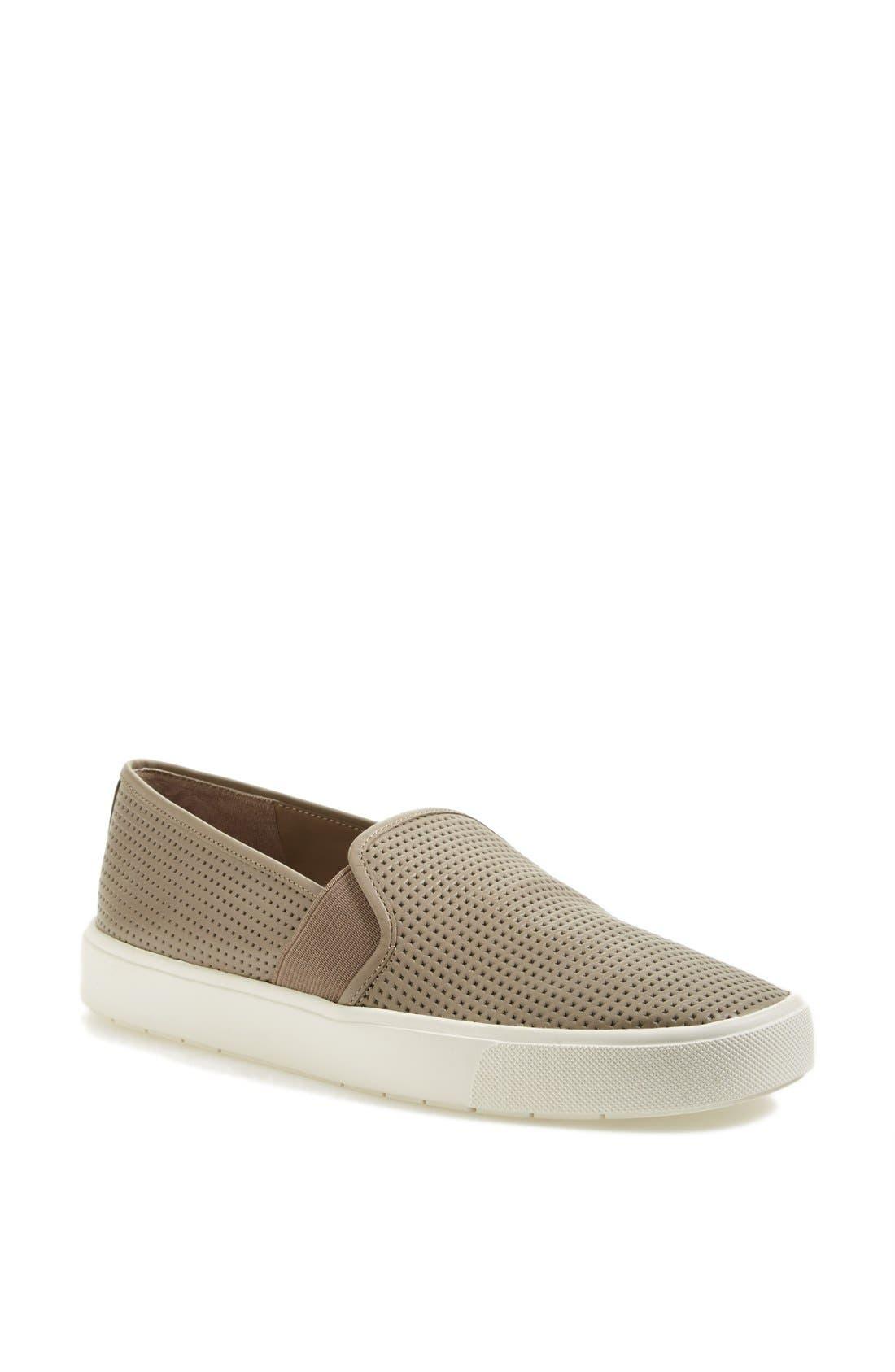 Vince Blair 5 Slip-On Sneaker, Beige