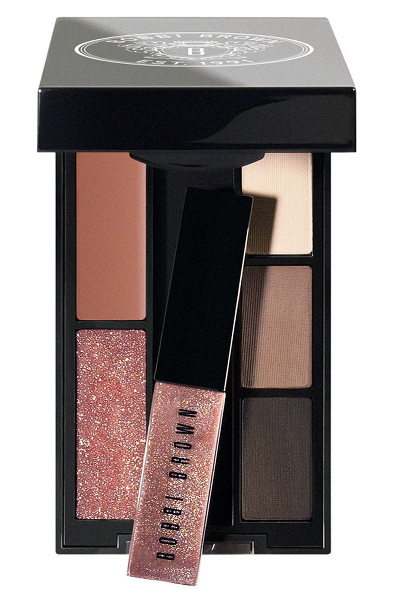 BOBBI BROWN 'Uber Nude' Lip & Eye Palette, Main, color, 650