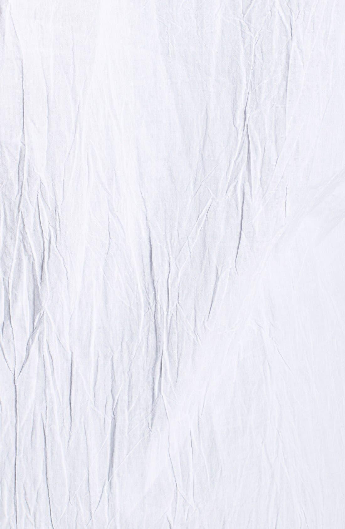,                             Boyfriend Shirt Cover-Up,                             Alternate thumbnail 9, color,                             WHITE