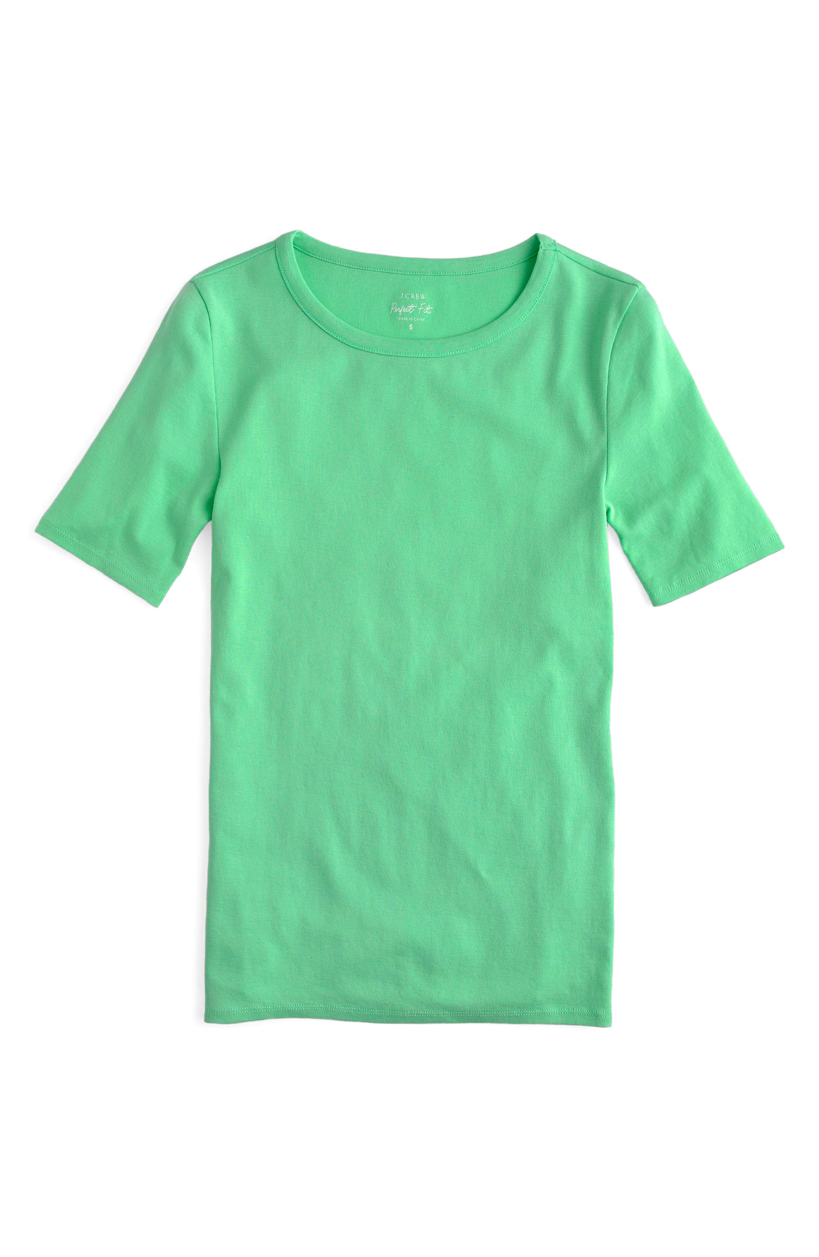 ,                             New Perfect Fit Tee,                             Main thumbnail 36, color,                             308
