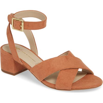 Bc Footwear Vegan Sandal- Coral