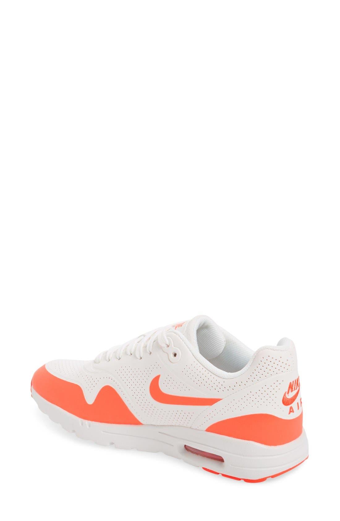 ,                             'Air Max 1 - Ultra Moire' Sneaker,                             Alternate thumbnail 128, color,                             830