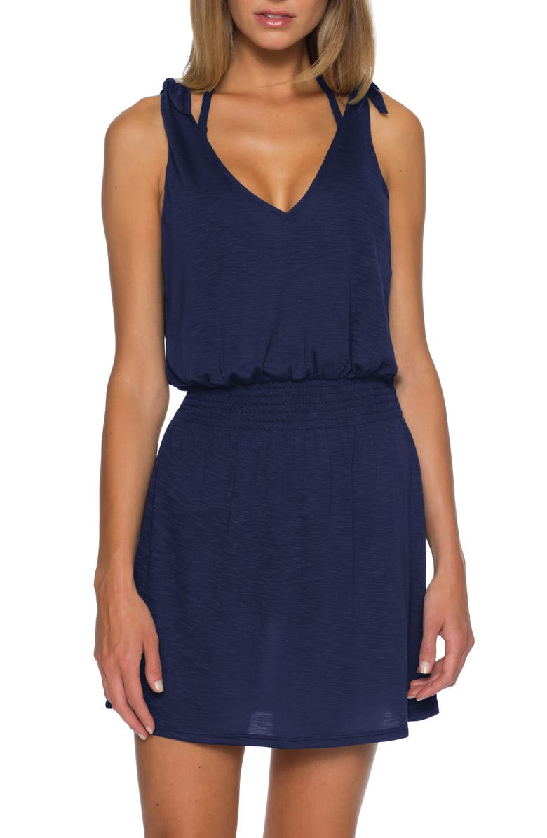 Breezy Basics Cover-Up Dress