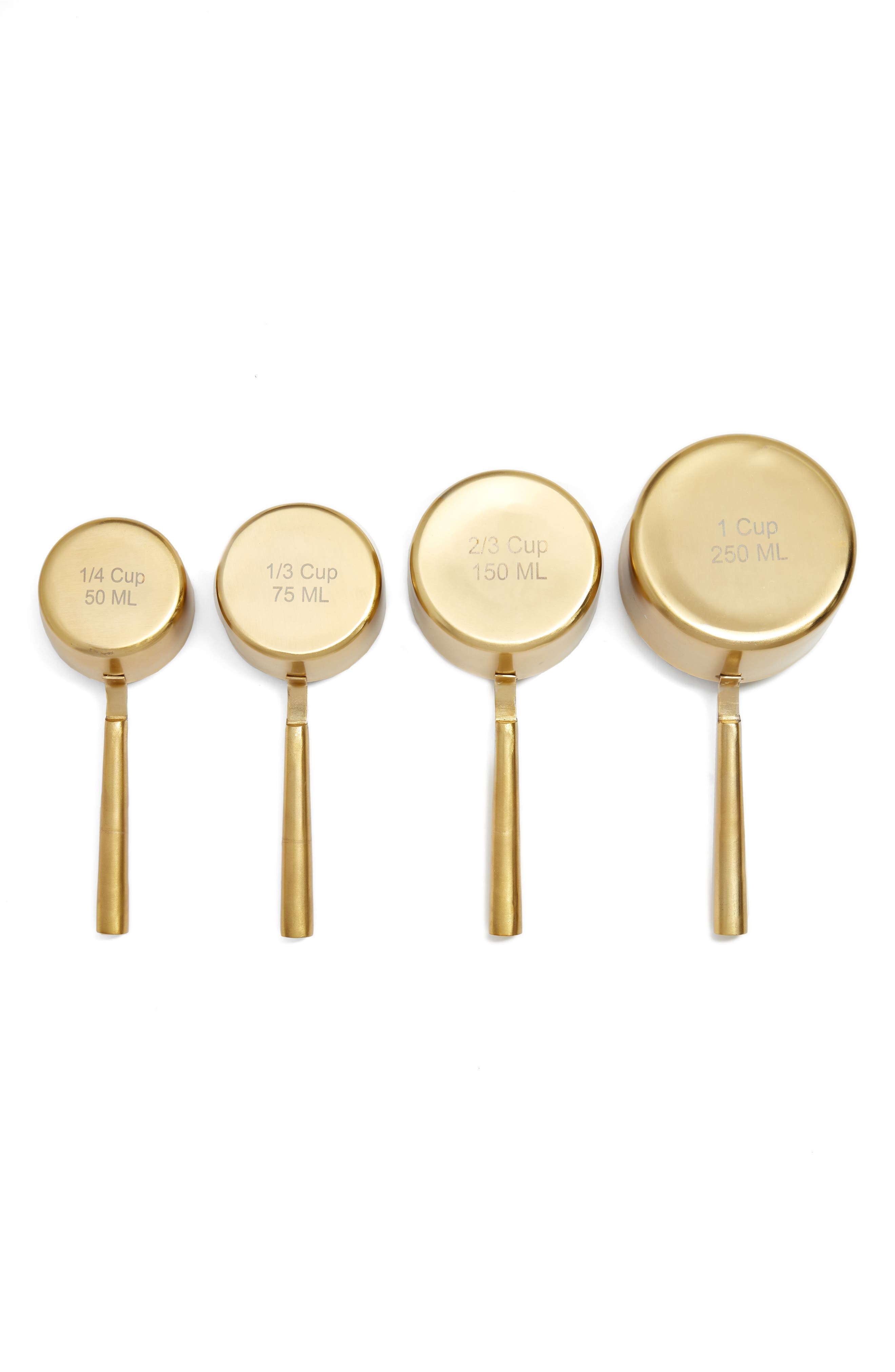 ,                             Set of 4 Measuring Cups,                             Main thumbnail 1, color,                             710