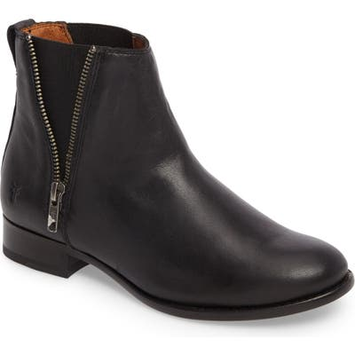 Frye Carly Chelsea Boot, Black