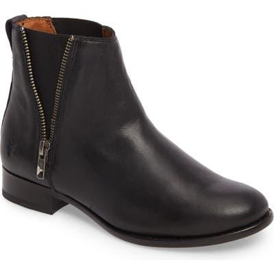 Frye Carly Chelsea Boot- Black