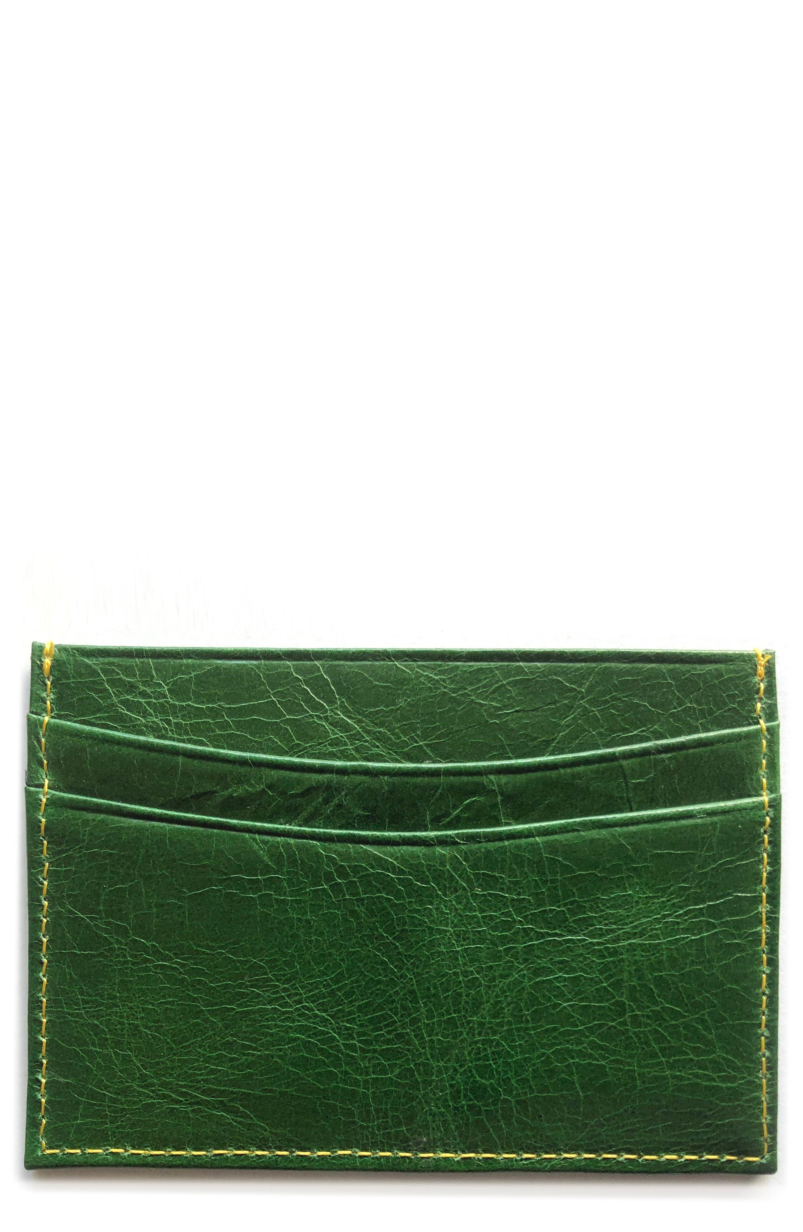 Men's M-Clip Rfid Leather Card Case