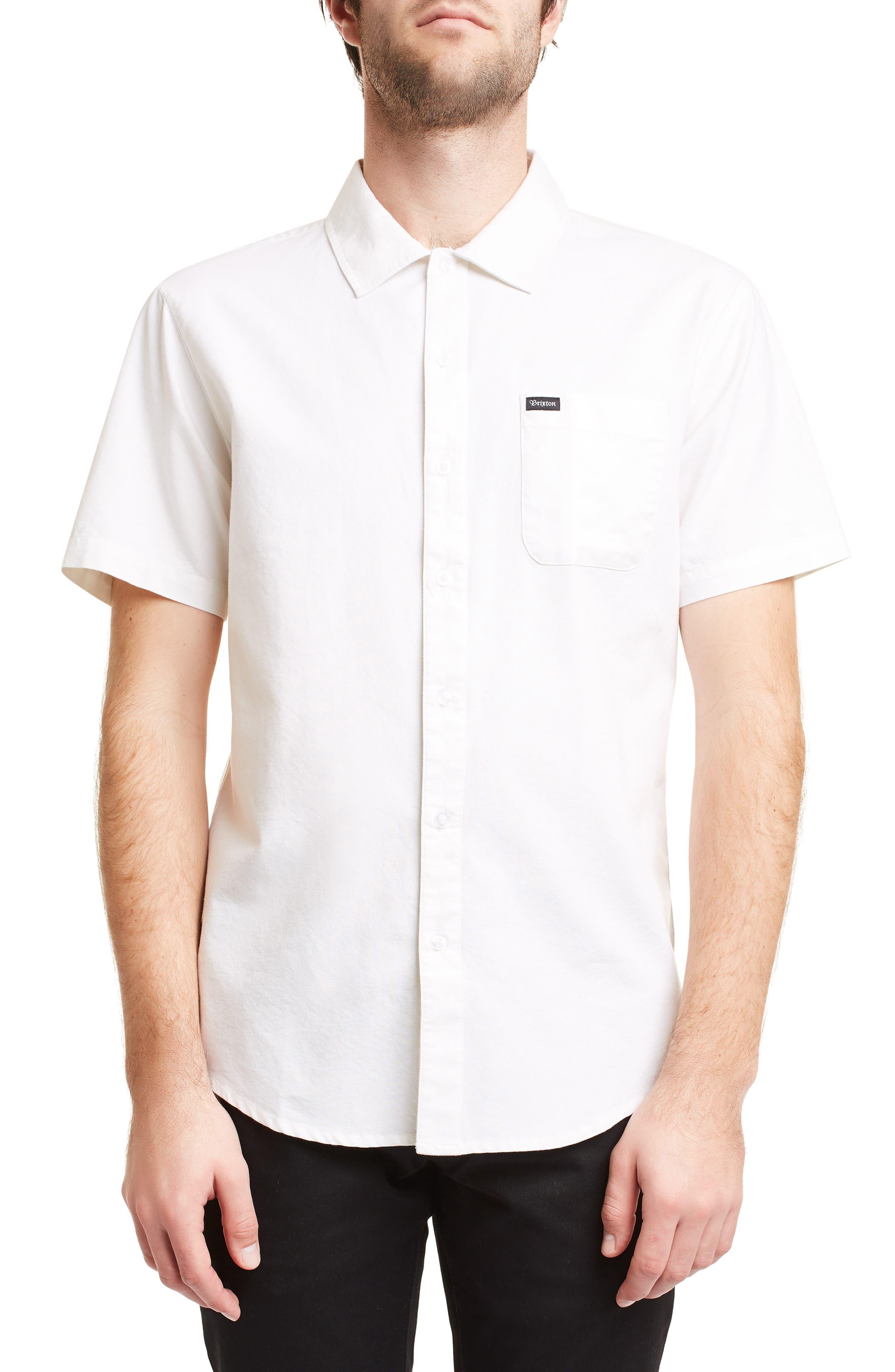 ,                             Charter Oxford Woven Shirt,                             Main thumbnail 8, color,                             900